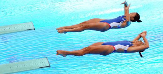 A Greek diver joins the US Diving National Team