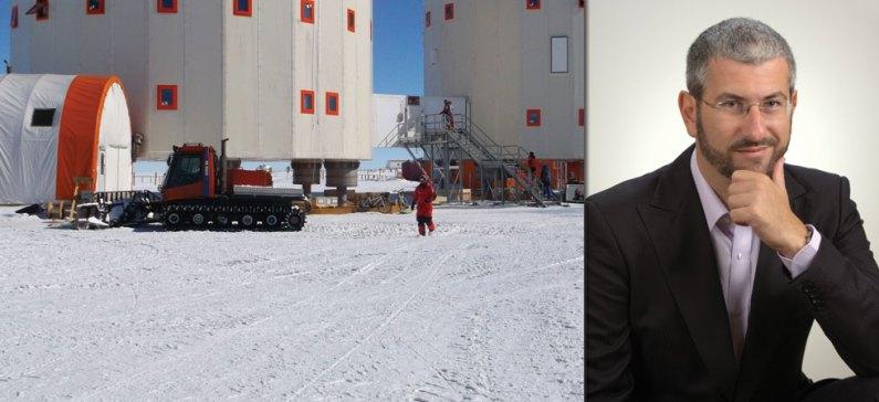 Ο μοναδικός Έλληνας γιατρός στην Ανταρκτική