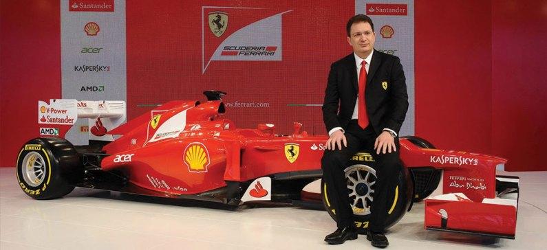 25 χρόνια εμπειρίας στη Formula 1