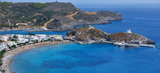Το νησί της Αφροδίτης και του Έρωτα