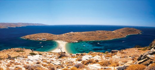 The Cyclades' gem