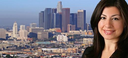 Καλύτερη ανερχόμενη δικηγόρος της Νότιας Καλιφόρνιας