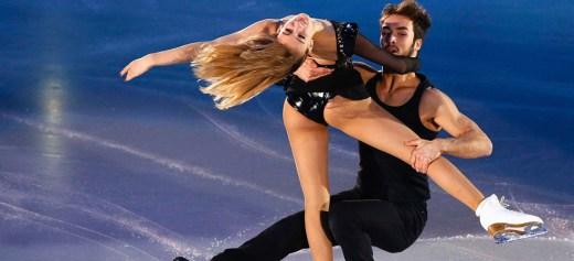 World champion of greek descent in figure skating