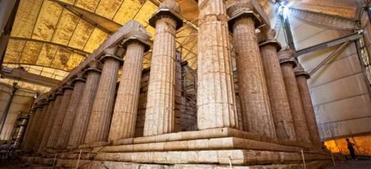 Ο ναός στις Βάσσες είναι η κρυμμένη ομορφιά της Ελλάδας