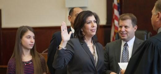 Ορκίστηκε Γενική Εισαγγελέας σε περιοχή της Νέας Υόρκης