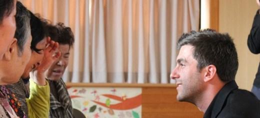 Ο Πάνος Καράν σε φιλανθρωπική συναυλία στο Τόκιο