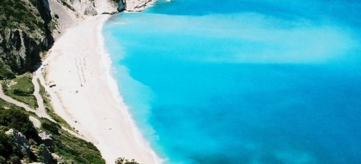 The most breathtaking beaches in the Ionian Sea