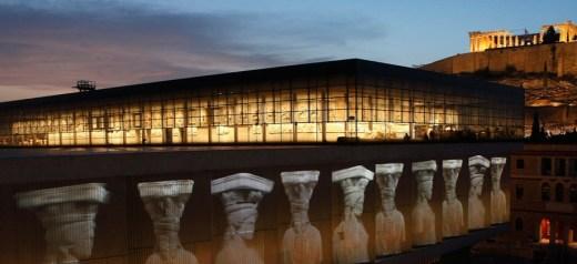 Το Μουσείο Ακρόπολης στα καλύτερα του κόσμου