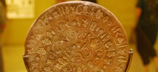 Minoan Astarte is the key person of the Phaistos Disk