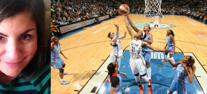 Διευθύντρια Επικοινωνίας στο NBA Γυναικών