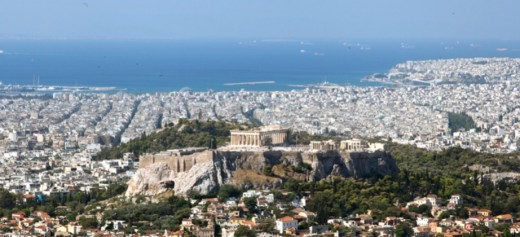 Τα 10 καλύτερα σημεία για φωτογραφίες στην Αθήνα