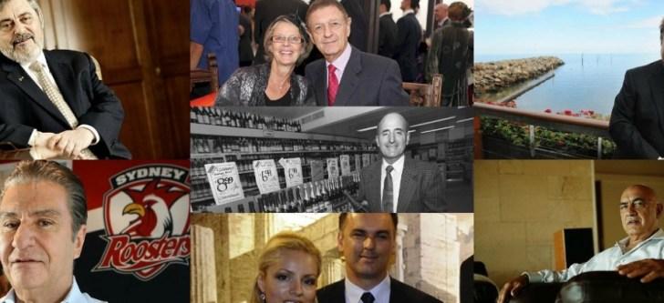 Οι πλουσιότεροι Έλληνες της Αυστραλίας για το 2015
