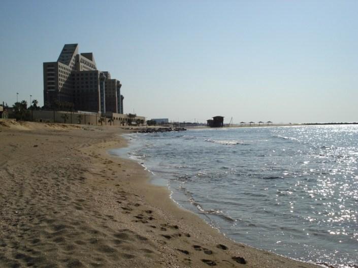 Carmel Beach – Haifa, Israel
