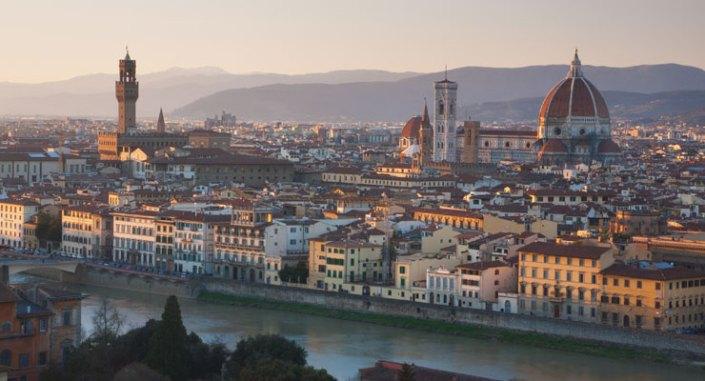 Tuscany and Florence