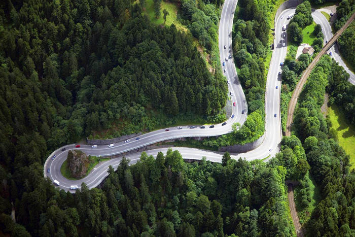 Black Forest High Road, Germany