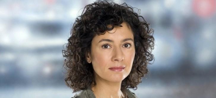 Πρωταγωνίστρια στη γερμανική τηλεόραση