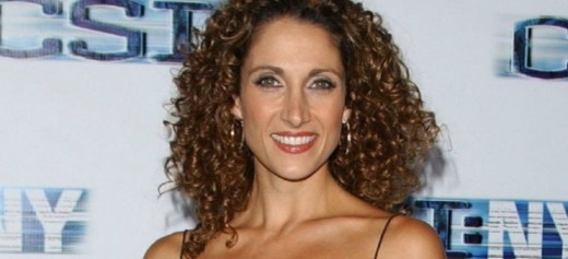 """Melina Kanakaredes in the new tv series """"Notorious"""""""