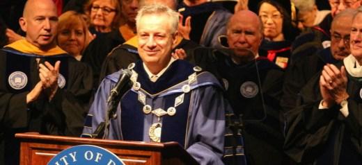 President of the University of Delaware