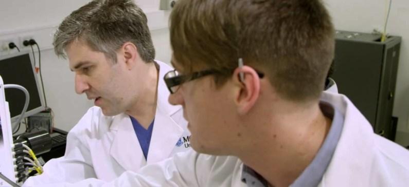 Αναπτύσσει νέες τεχνολογίες για την αντιμετώπιση των ασθενειών του πνεύμονα