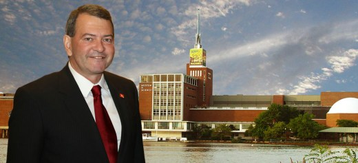 President of the Museum of Science in Boston