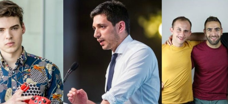 5 Greeks among the most successful young people in Europe in 2017