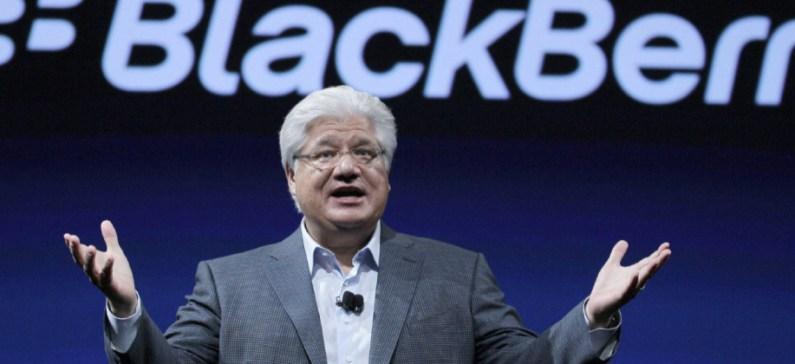 """Ο """"πατέρας"""" του Blackberry"""