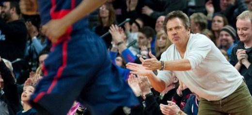 Owner of the NBA's Detroit Pistons