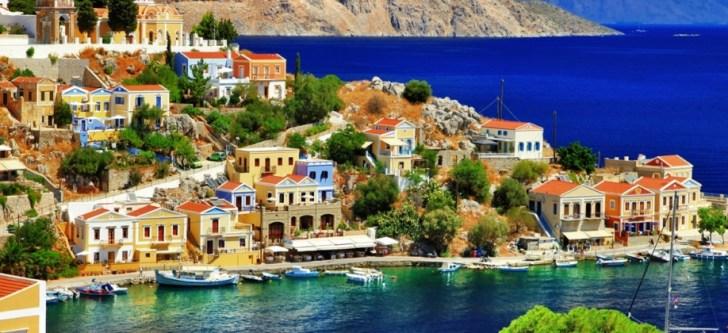 Τα 5 κορυφαία ελληνικά νησιά για χαλάρωση