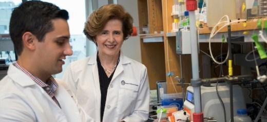 Διευθύντρια του Τμήματος Νεογνολογίαςστο Παιδιατρικό Νοσοκομείο του Χάρβαρντ