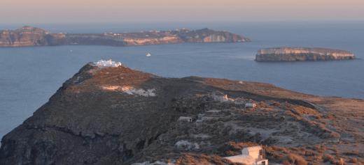 Προϊστορικός οικισμός ήρθε στο φως σε ανασκαφή στη Σαντορίνη