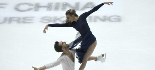 Η Γαβριέλλα Παπαδάκη και ο Guillaume Cizeron έγιναν οι πρώτοι χορευτές που έσπασαν το φράγμα των 200 βαθμών