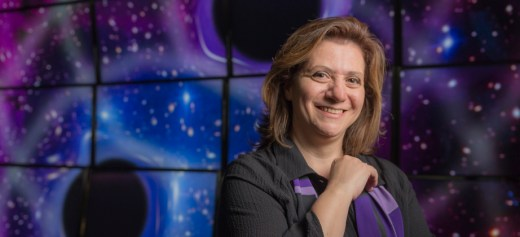 Vicky Kalogera wins 2018 Dannie Heineman Prize for Astrophysics