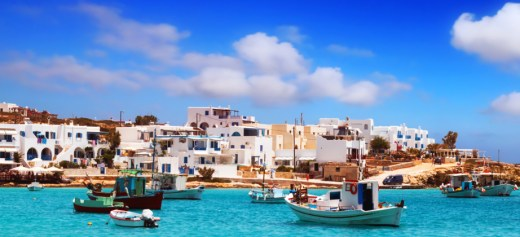 Eleven Greek islands for complete tranquility