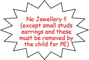 No Jewellery