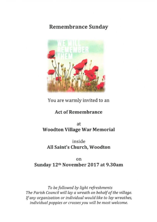 thumbnail of remembrance sunday