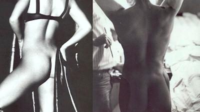 Ελένη Πετρουλάκη ολόγυμνη φωτογράφηση