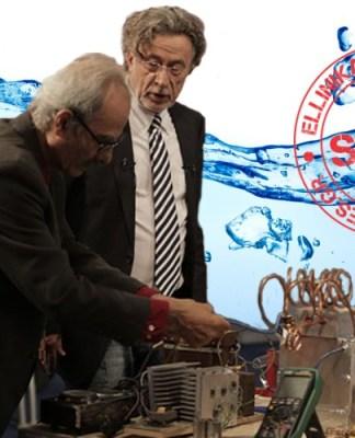 Ο Πέτρος Ζωγράφος και η απάτη της παραγωγής ηλεκτρισμού από νερό d0d82543ab9