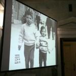 Προβολή φωτογραφιών του GEORGE BEST COSTACOS από την παιδική του ηλικία.