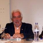 Walter Bachsteffel (links), Klaus Amoneit , Geschäftsführer 'aktuelle forum nrw' Gelsenkirchen