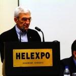 Giannis Boutaris, Bürgermeister von Thessaloniki, 1. Vorsitzender des KEDE-Rats (Zentralrat der Städte Griechenlands)