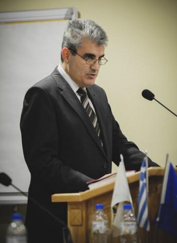Dimitrios Adam - proedros Epimelitiriou Larisas