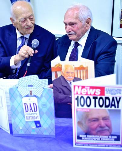 Angelos 100th