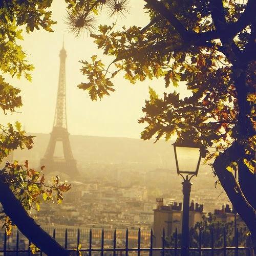 Summer Haze, Paris, France