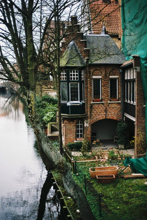 River House, Bruges, Belgium