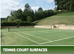 link to Tennis court surfaces page
