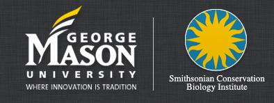 Smithsonian-Mason School of Conservation Logo