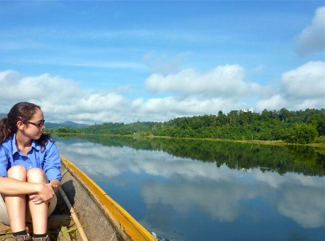 Karla-Nova-Laos-River