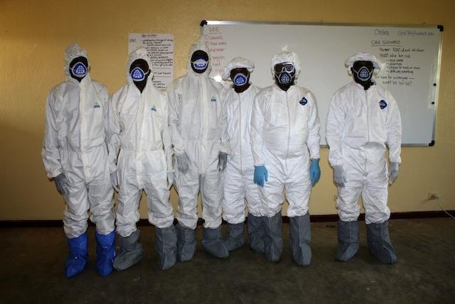 Biosecurity Training