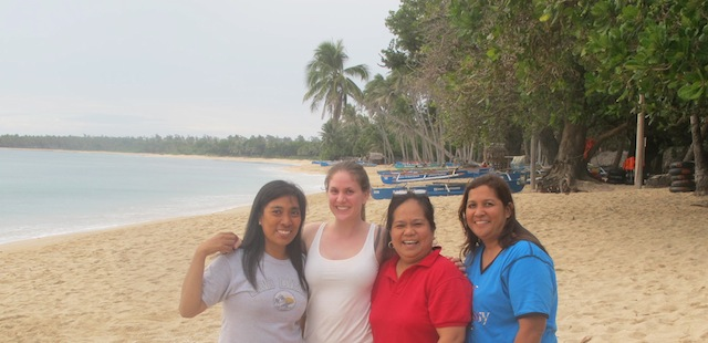 Anne-Christine-Føllesdal-GARC-Philippines-beach