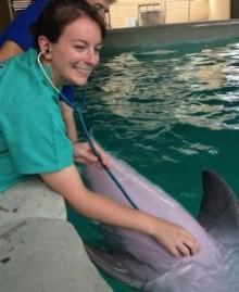 Austin-Leedy-dolphin-exam